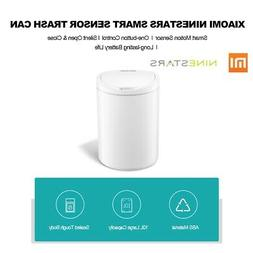 NINESTARS Smart Sensor Trash Can Infrared Touch-Free 10L Aut