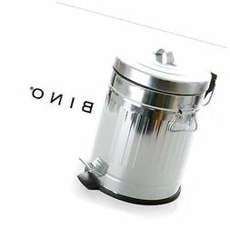 BINO Stainless Steel 1.3 Gallon / 5 Liter Round Oscar Step T