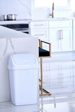 Superio Swing-Top Trash Can 50 Liter/13 Gal.