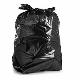 Trash Bags 33 Gallon, Large Black Garbage Bags, 100/Count, 3