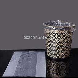 Trash Bags - 10000pcs Clear Thicken Garbage Bag Household Tr