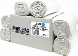 Reli. Trash Bags, 40-45 Gallon   - Premium Thickness - Easy