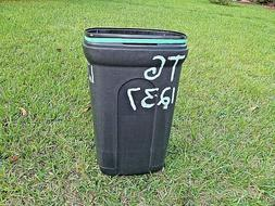 Trash Can Rubber Band Holds Bag On Can  20 Gal.- 55 Gallon C