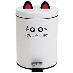 Trash Kitchen Cans Can For Bathroom/Bedroom/Kids Room/Living