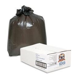 Genuine Joe Two-ply Puncture-resistant Liner - Trash Bag - 1