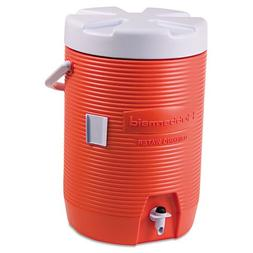 Rubbermaid FG16830111 1683-01-11 3GAL ORG WTR Cooler, 3-Gall